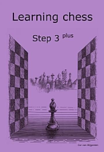 Caiet de exercitii, Step 3 Plus - Workbook / Pasul 3 plus de la Chess Events Srl