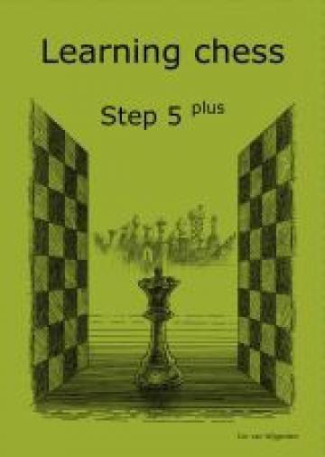 Caiet de exercitii, Step 5 Plus - Workbook / Pasul 5 plus de la Chess Events Srl