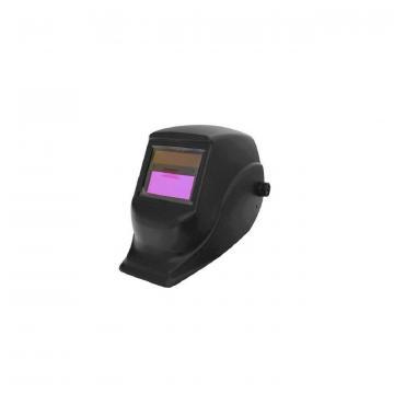 Masca de sudura Strend Pro Galaxy Black, cu cristale lichide