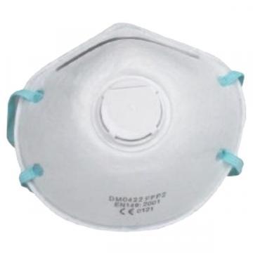 Masca protectie botnita FFP2S cu supapa, Prima - CE de la Sirius Distribution Srl