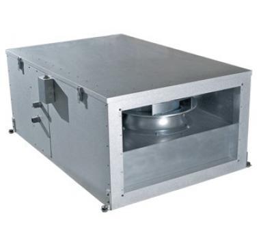 Centrala de ventilatie PA 03 W2