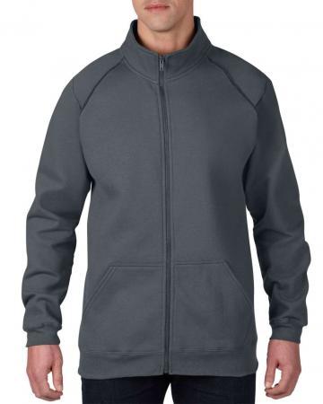 Bluzon Premium Cotton Adult Full Zip Jacket