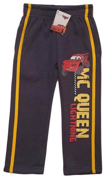 Pantaloni trening, Cars, bleumarin cu galben de la A&P Collections Online Srl-d