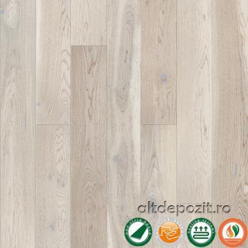 Parchet triplustratificat stejar Biscuits Grande 14 mm