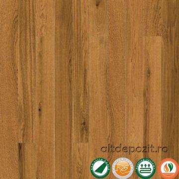 Parchet triplustratificat stejar Golden Spike Grande 14 mm de la Altdepozit Srl