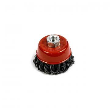 Perie sarma rotativa cu toroane Strend Pro TCB-500, 75 mm
