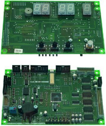 Placa electronica (Scheda Logica) Grandimpianti WFEC11E