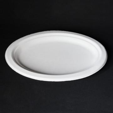Platou oval bio 26x20cm, 50 buc. de la Sirius Distribution Srl