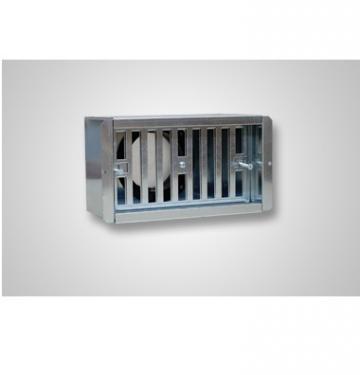 Plenum ventilatie perete 1 x 75 200x100 spate