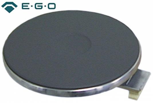 Plita electrica rotunda cu inel exterior inox 300 mm, 3500 W