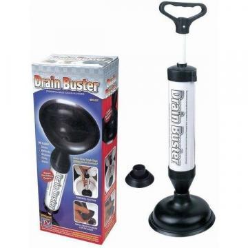 Pompa pentru desfundat chiuvete si toalete Drain Buster