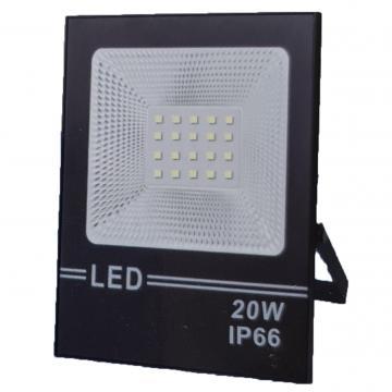 Proiector Led Flood Light, 20W, 20 led, A++, IP66, lumina de la Dali Mag Online Srl