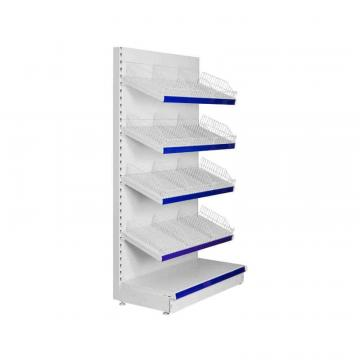 Raft modular pentru magazin de la GM Proffequip Srl