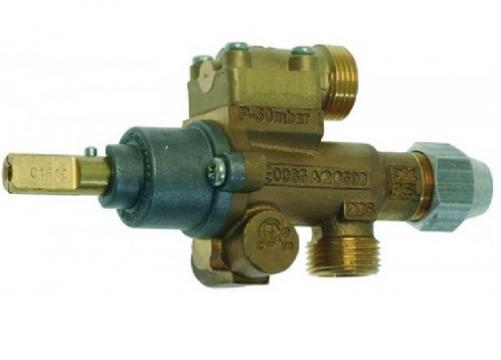 Robinet de gaz PEL 22S/O, intrare gaz M20x1.5, 101950 de la Kalva Solutions Srl