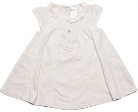 Rochita tunica bumbac pentru fetite de la A&P Collections Online Srl-d