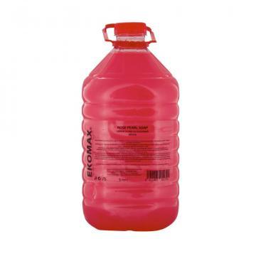 Sapun lichid PET 5 litri Rose Pearl Soap de la Ekomax International Srl