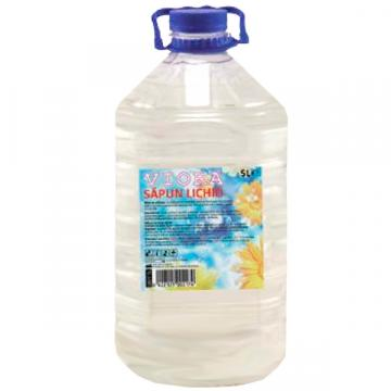 Sapun lichid Viora - pet 5litri