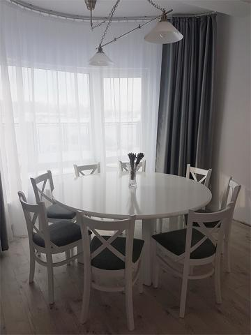 Set scaune MD470 cu masa rotunda