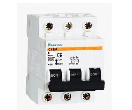 Siguranta automata 3P, 50A Multi9 C45N-50 de la Kalva Solutions Srl