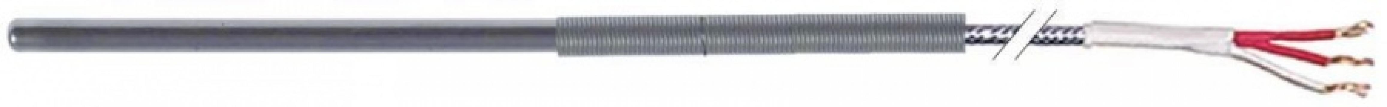 Sonda de temperatura Pt10, cablu Vetrotex, -50...+350*C
