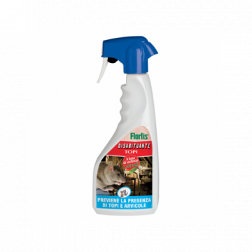 Spray repelent anti soareci Topi Flortis 500 ml