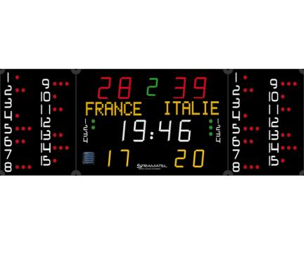 Tabela electronica polo Stramatel 452PB3120 de la Sc Licornia Srl