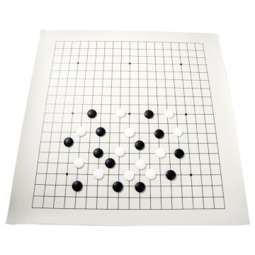 Tabla de vinil pentru jocul de Go de la Chess Events Srl