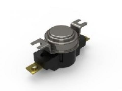 Termostat bimetal de siguranta 75*C/90*C