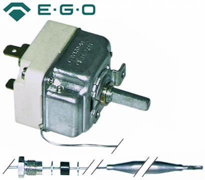 Termostat reglabil 30-90C, 1CO, 16A, M10x1