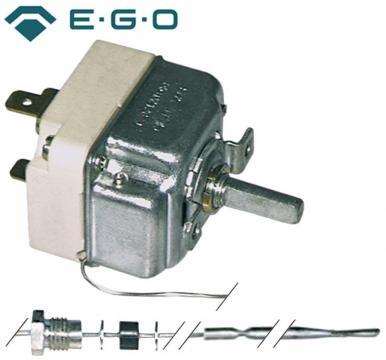 Termostat reglabil 50-98C, 1CO, 16A