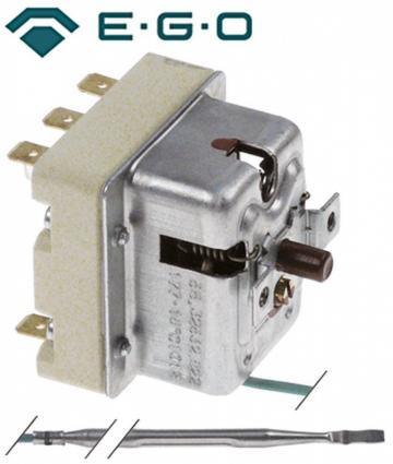 Termostat siguranta 169C 3 poli 20A sonda 4mm