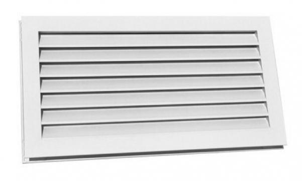 Grila panel Transfer grid for PVC TR-P500x150mm