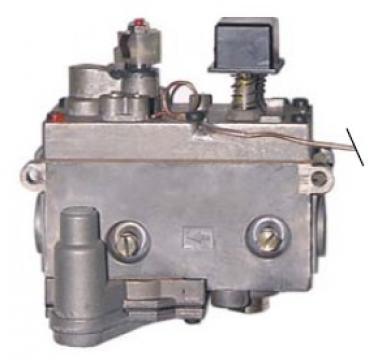 Valva de gaz Minisit 0.710.651, 100-340*C