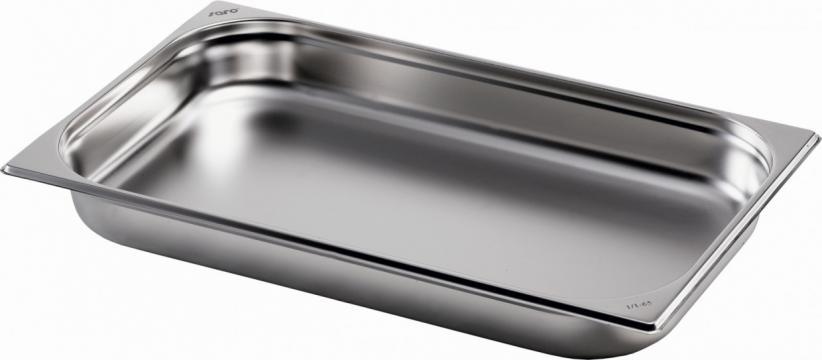 Vascheta GN Basic Line 1/1 GN adancime 40mm de la Clever Services SRL