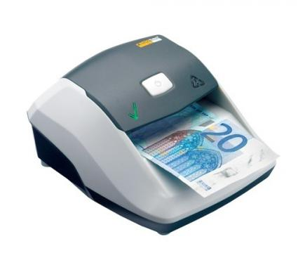 Verificator automat bancnote Soldi Smart de la Fiscal Systems