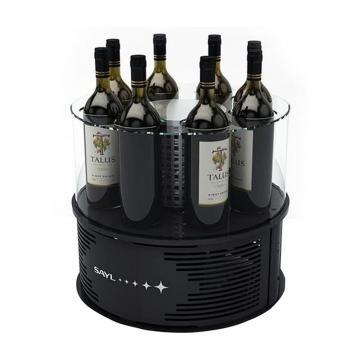 Vitrina frigorifica circulara pentru vin Linia Buffet 360 de la GM Proffequip Srl