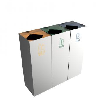 Cosuri de gunoi Cimon SST, 35L, 60L, 100L