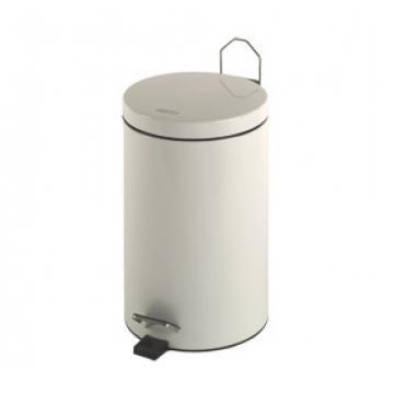 Cos gunoi circular cu pedala, otel, 3 litri, Mediclinics de la Sanito Distribution Srl