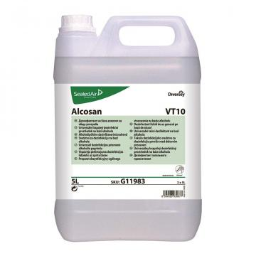 Dezinfectant alcoolic suprafete Alcosan, Diversey, 5L