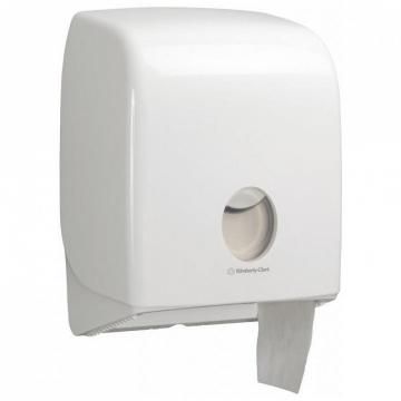Dispenser hartie igienica mini jumbo Kimberly-Clark Aquarius