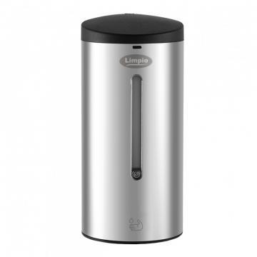 Dozator inox cu senzor pentru sapun, Limpio SD700S, 700ml de la Sanito Distribution Srl