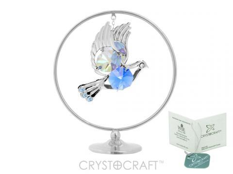 Figurina cu porumbel mobil de la Luxury Concepts Srl