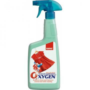 Solutie pete Sano Oxygen Trigger, stain remover, 750 ml de la Sanito Distribution Srl