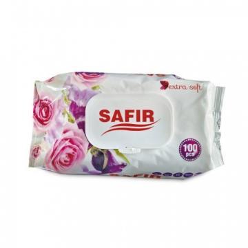Servetele umede Safir 100 buc