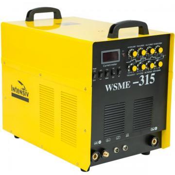Invertor de sudura aluminiu TIG/MMA WSME 315 AC/DC 400V de la Micul Gospodar