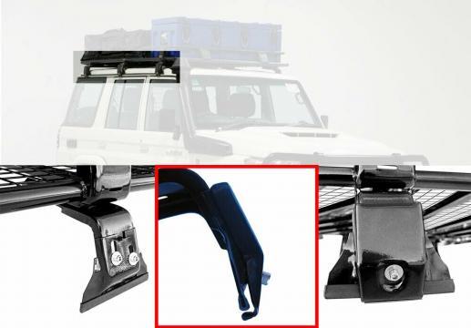 Suport universal de fixare portbagaj roof rack Bull Face de la Trolii-auto.ro