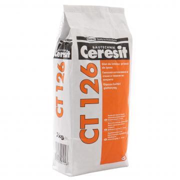 Glet pe baza de ipsos pentru interior Ceresit CT126 5 kg de la Olint Com Srl