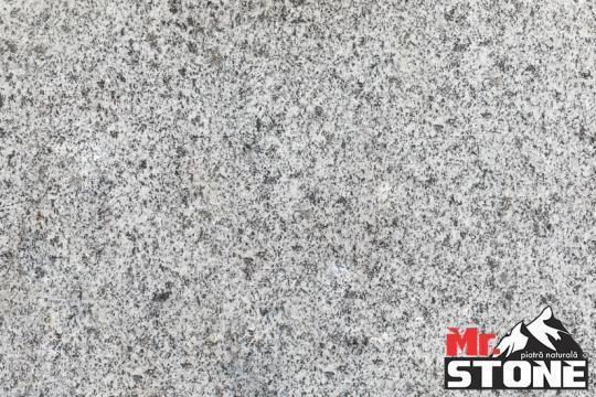 Granit S. Pepper Negru fiamat 60 x 60cm de la Antique Stone Srl