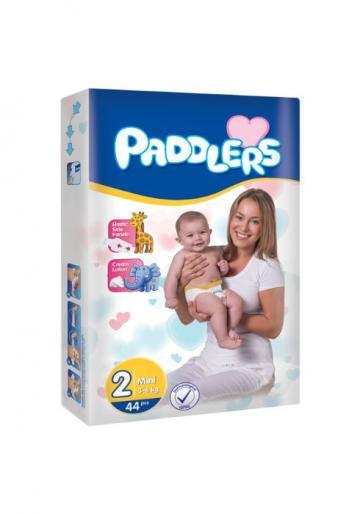 Scutece copiiPaddlers, marime 2, 160 buc/set, Mini, 3-6 kg de la Europe One Dream Trend Srl