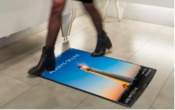 Sistem de afisare Floorwindo de la Best Store Solutions Srl